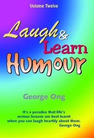 Ebook Volume 12 Laugh & Learn Humour
