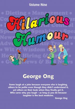 Ebook Volume 09 Hilarious Humour