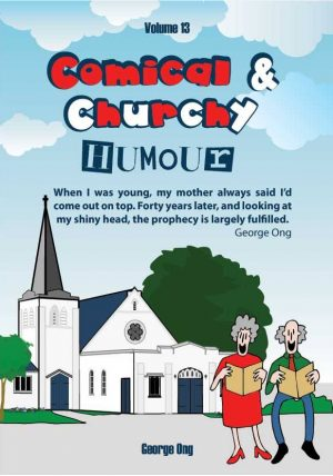 Ebook Volume 13 Comical & Churchy Humour