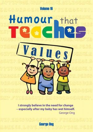 Ebook Volume 16 Humour that Teaches Values