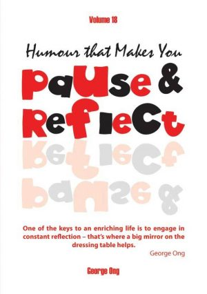 Ebook Volume 18 Humour that Makes You Pause & Reflect