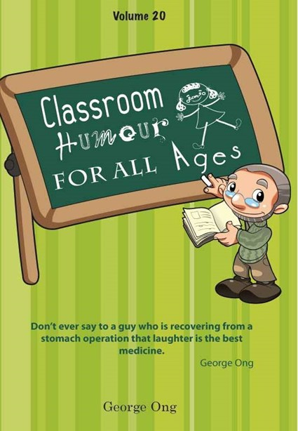 Ebook Volume 20 Classroom Humour for all Ages