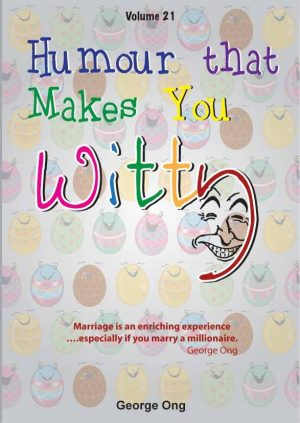 Ebook Volume 21 Humour that Makes you Witty