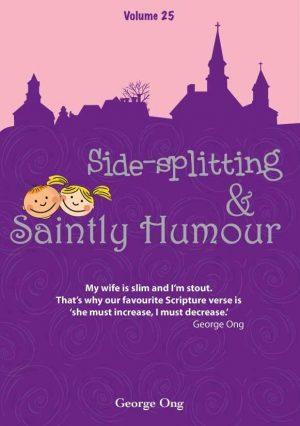 Ebook Volume 25 Side-splitting & Saintly Humour