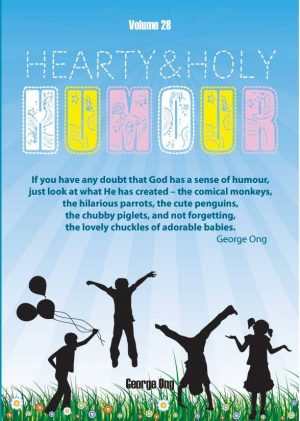 Ebook Volume 28 Hearty & Holy Humour