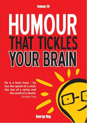 Ebook Volume 29 Humour That Tickles Your Brain