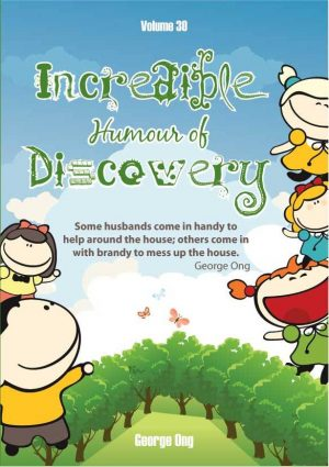 EBook Volume 30 Incredible Humour of Discovery