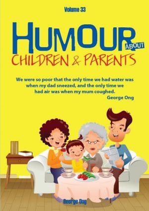 Ebook Volume 33 Humour about Children & Parents
