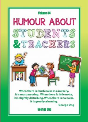 Ebook Volume 34 Humour about Students & Teachers