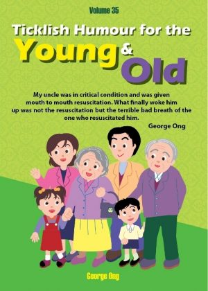 Ebook Volume 35 Ticklish Humour for the Young & Old