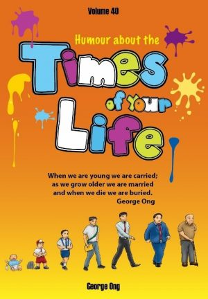 Ebook Volume 40 Humour about the Times of Your Life