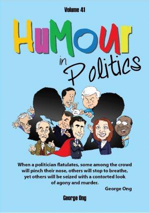 Ebook volume 41 Humour in Politics
