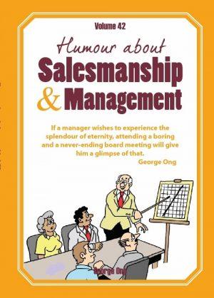 Ebook Volume 42 Humour about Salesmanship & Management