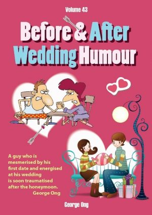 Ebook Volume 43 Before & After Wedding Humour