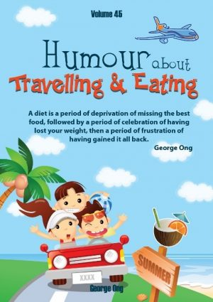 Ebook Volume 45 Humour about Travelling & Eating