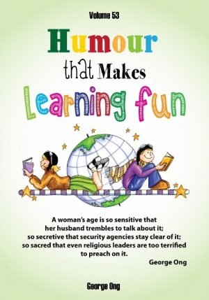 Ebook Volume 53 Humour that Makes Learning Fun