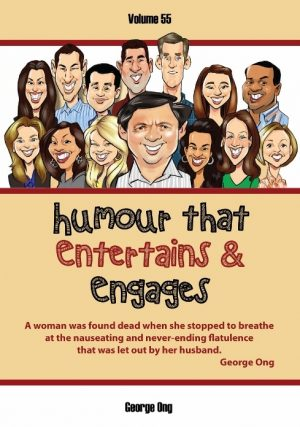 Ebook Volume 55 Humour that Entertains & Engages
