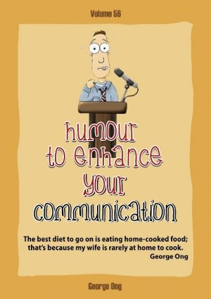 Ebook Volume 56 Humour to Enhance Your Communication